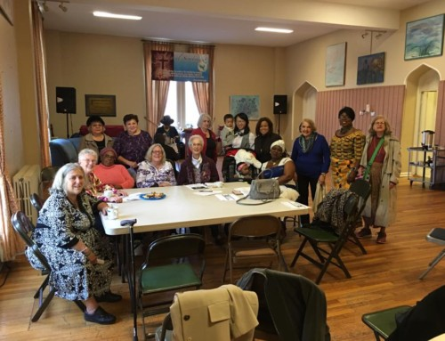 RUTH Presbyterian Women's group