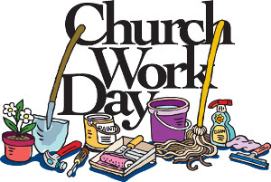 Annual Church Cleaning
